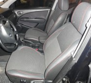 Чехлы Митсубиси Аутлендер 1 (авточехлы на сиденья Mitsubishi Outlander 1)