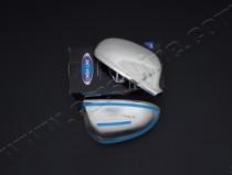 Хром пакет на зеркала Volkswagen Golf 5 Plus (установка хром нак