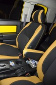 Чехлы Toyota FJ Cruiser (авточехлы на сиденья Тойота Круизер )