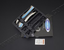 Хром накладки на ручки Фольксваген Сирокко 3 (хромированные накладки на дверные ручки Volkswagen Scirocco 3)