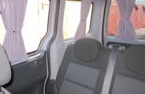 заказать Шторки Citroen Berlingo (купить автомобильные шторки Си