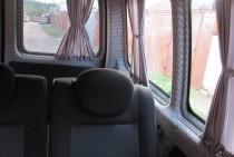 Шторки Citroen Berlingo (шторки на стекло Ситроен Берлинго)