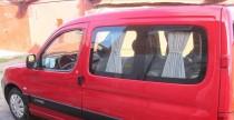 Шторки для авто Citroen Berlingo ( красивые шторки Ситроен Берли