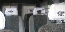 Шторки Форд Коннект (автомобильные шторки на стекла Ford Connect