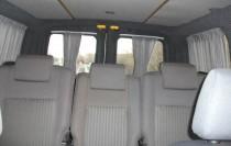 Шторки на окна Форд Коннект (автомобильные шторки в слон Ford C