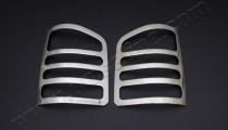 Купить хромированные накладки на задние стопы Volkswagen Transpo