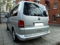 Хромированная накладка на кромку задней двери Vlkswagen Transpor