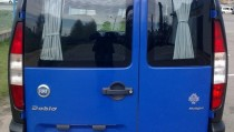 Шторки Fiat Doblo (автомобильные шторки Фиат Добло)
