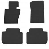 Резиновые коврики БМВ Х3 Е83 (коврики в салон BMW X3 E83)