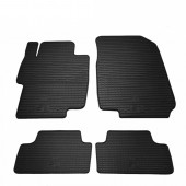 Резиновые коврики Хонда Аккорд 7 (коврики в салон Honda Accord 7)