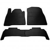 Резиновые коврики Лексус ЛХ 570 (коврики в салон Lexus LX570)