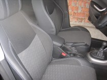 заказать Чехлы Пежо 308 (авточехлы на сиденья Peugeot 308)