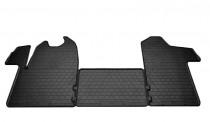 Резиновые коврики Рено Мастер 3 (коврики в салон Renault Master 3)