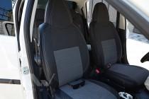 Чехлы сидений Peugeot 107