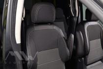 Чехлы сидений Peugeot Partner 2