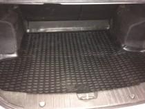 автомобильный коврик багажника ZAZ Vida