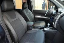 заказать Чехлы в салон Ниссан Х-Трайл Т31 (чехлы на Nissan X-Tra