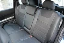 Чехлы в салон Ниссан Х-Трайл Т31 (чехлы для авто на Nissan X-Tra