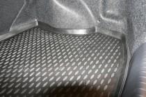 Коврик в багажник Хонда Цивик 9 (автомобильный коврик багажника Honda Civic 9)