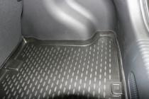 коврик багажника Hyundai Accent 4 hatchback