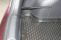 ковер в багажник Hyundai Accent 4 hatchback