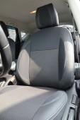 Чехлы в салон Ниссан Кашкай +2 (авточехлы на сиденья Nissan Qash