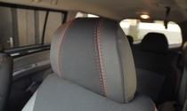 Чехлы для авто Митсубиси Паджеро Спорт 2 (авточехлы на сиденья M