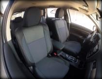 Чехлы Митсубиси Аутлендер 3 (авточехлы на сиденья Mitsubishi Outlander 3)