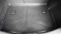 Novline Коврик в багажник Рено Меган 3 (автомобильный коврик багажника Renault Megane 3)