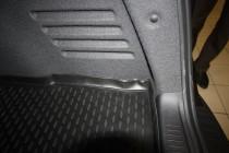 Коврик для багажника Рено Сценик 3 (автомобильный коврик багажни