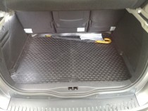 автомобильный коврик багажника Renault Scenic 3