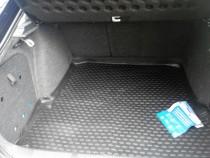 Коврик багажника Шкода Октавия А5 универсал (багажный резиновый коврик Skoda Octavia A5 combi)