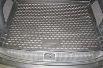 Коврик в багажник Шкода Йети (автомобильный коврик багажника Skoda Yeti)