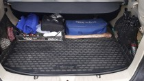 Коврик в багажник Субару XV (автомобильный коврик багажника Subaru XV)