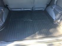 Коврик в багажник Тойота Ленд Крузер Прадо 120 (автомобильный коврик багажника Toyota Land Cruiser Prado 120)