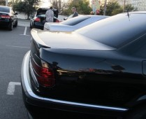Спойлер БМВ Е38 (задний спойлер на багажник BMW E38)