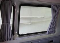 Шторки Рено Мастер 3 (автомобильные шторки Renault Master 3)