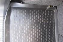 Коврик для багажника Фольксваген Поло 5 хэтчбек (автомобильный к