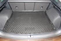 Коврик в багажник Volkswagen Tiguan 2 (автомобильный коврик багажника Фольксваген Тигуан 2)