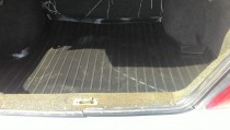Коврик в багажник ВАЗ 2115 (автомобильный коврик багажника Lada 2115)