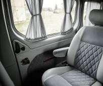 Omsa Line Шторки Опель Виваро 1 (автомобильные шторки Opel Vivaro 1)