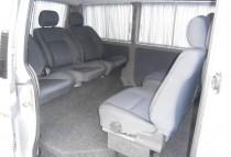 Шторки в салон Мерседес Вито 638 (автомобильные шторки на окна M