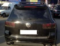 Спойлер Volkswagen Touareg 1 дорестайл