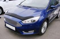 дефлектор на капот Ford Focus 3 2015-