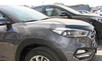 Мухобойка капота Hyundai Tucson 2 TL