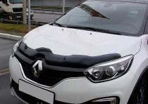 дефлектор на капот Renault Captur