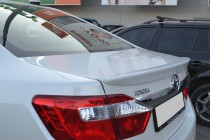 Спойлер на багажник Тойота Камри 50 оригинал (спойлер для Toyota Camry 50)