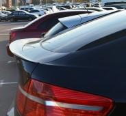Спойлер БМВ Х6 Е71 (задний спойлер на багажник BMW X6 E71)