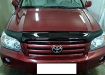 дефлектор на капот Toyota Highlander 1