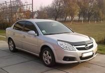 заказать Мухобойка Опель Вектра С (дефлектор капота Opel Vectra